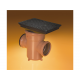 160mm Underground Drainage - Bottle Gullys & Adaptorss