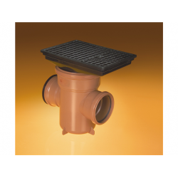 160mm Underground Drainage - Bottle Gullys & Adaptors