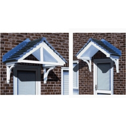 Window & Door Canopies - Fascia & Glazing Supplies