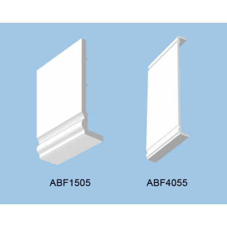 9mm Ogee Fascia Boards